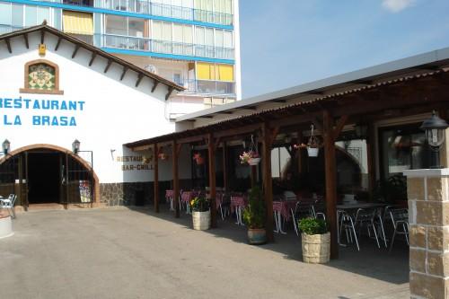 Restaurant La brasa de Roses-exterior2